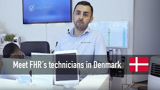 Meet Diar technician from Denmark