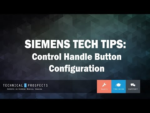 Control Handle Button Configuration