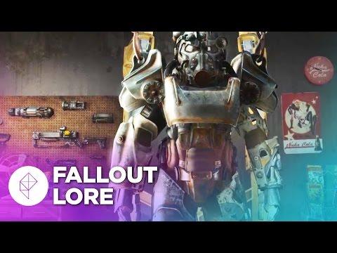 Historie světa Falloutu - Polygon