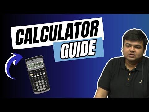 Calculator- Full Guide - YouTube