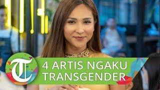 Selain Gebby Vesta, 4 Artis Ini Juga Akui sebagai Transgender