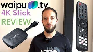 Waipu.tv 4K Stick im Test - Konkurrenz für Amazon Fire und Co.?