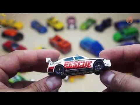 , title : 'Хот Вилс 2015 - набор машинок Rescue Racers - скорая, полиция, эвакуатор, пожарная машина'