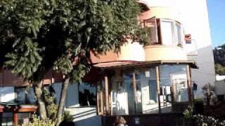 La Sebastiana Museo de Pablo Neruda, Chile