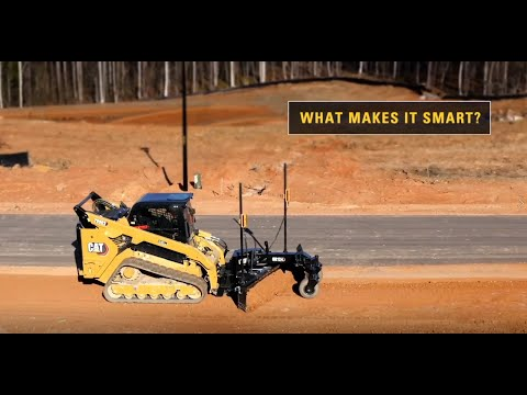 Compact Equipment Conversations: Caterpillar's Dante Thomas Discusses Cat's Smart Attachments