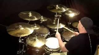 40 Below Summer - Falling Down [Drum Cover]