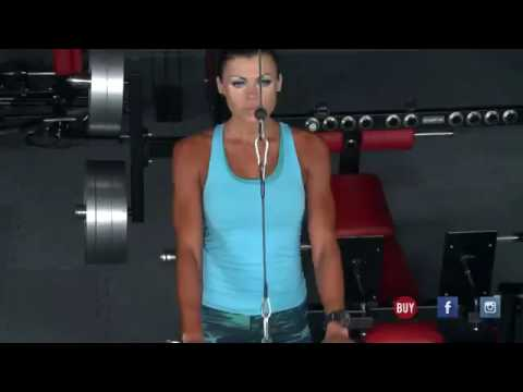 Exercise 131   Video of Cable Pushdown Back Support on the TITAN T1 Xdescargaryoutube com