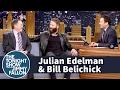 Download Video Jimmy Interviews Julian Edelman And Bill Belichick After Patriots' Comeback Super Bowl Win