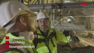 Berufsbild - Bautechnik Fahrwegtechnik