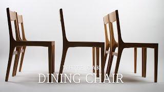 SQUARERULE FURNITURE - Making A Dining Chair