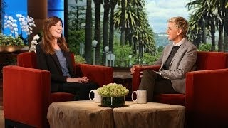 Download Video Carla Bruni Meets Ellen MP3 3GP MP4