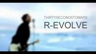 30 Seconds To Mars - R-Evolve (Instrumental)