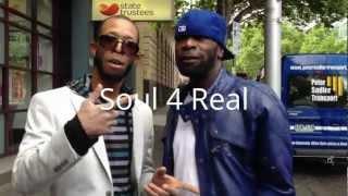 90's Superstars Jon B, Color Me Badd & Soul 4 Real reppin mummysboy.com