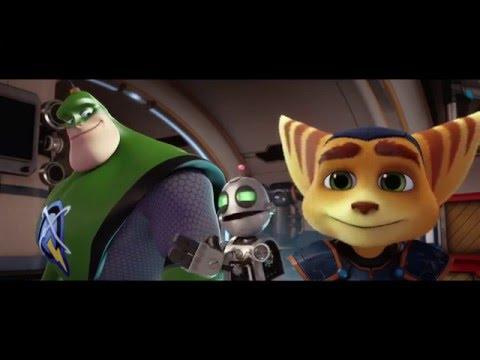 Ratchet & Clank Le Film - Bande annonce