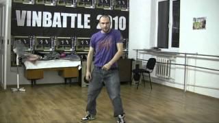 Смотреть онлайн Пробный урок Hip-Hop танца для новичков