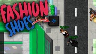 Fashion Shoes TESTE | Logro Conseguido | Pokexgames
