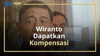 Penusuknya Divonis 12 tahun, Wiranto Dapat Kompensasi Rp37 Juta