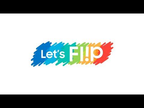 Samsung Flip 2 WM55R inkl. Standfuss STN-WM55RXEN