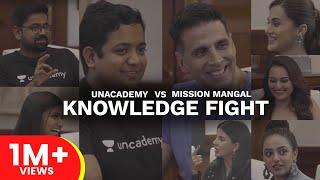 Knowledge Fight - Team Unacademy vs Team Mission Mangal