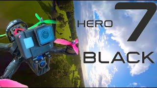 GoPro Hero 7 Black Butter FPV FREESTYLE