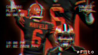 Baker Mayfield| Dip Remix | Reel It In FT Amine And Lil Uzi Vert