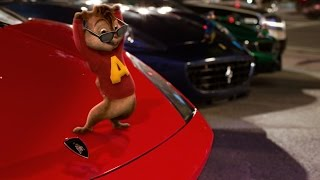 'Alvin and the Chipmunks: The Road Chip' Trailer