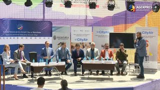 Asociaţia Română pentru Smart City lansează programul City Air, pentru monitorizarea calităţii aerului în şcoli