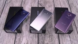 Samsung Galaxy Note9 Cloud Silver