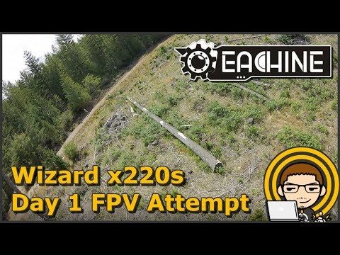 day-1-fpv-on-eachine-wizard-x220s---rc-drone