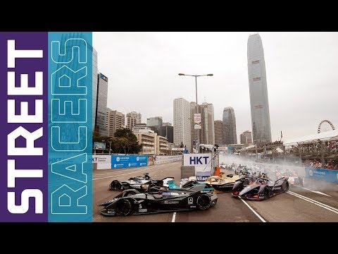 Street Racers Episode 8: Best Formula E Moments, Susie Wolff And Electric Progress