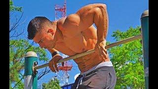 StrongMan Calisthenics Workout Monster 2017 - Dejan Stipke
