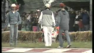 Accidente Reinhold Roth Yugoslavia 1990