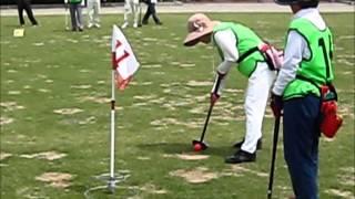 2015公民館対抗グラウンドゴルフ大会