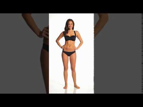 Seafolly Halter Balconette Bikini Top (DD Cup) | SwimOutlet.com