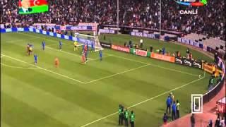 Amerika Azerbaycan AZ TV nin canli efirind soyus Futbol yoldaslq gorusu28 05 2014