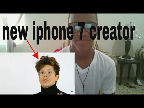 iPhone 7 by Pineapple | Rudy Mancuso (REACTION)