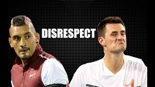 Most Unsportsmanlike & Disrespectful Moments in Tennis