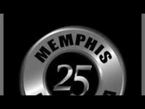 Nunca tuve tanto blues Memphis la Blusera