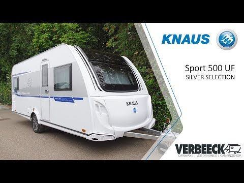 KNAUS Sport 500 UF Silver Selection | 2020