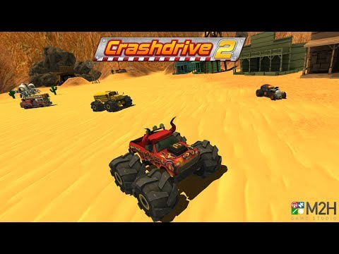 Vídeo do Crash Drive 2: Racing 3D Game