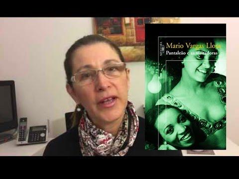 Pantaleão e as Visitadoras - Mario Vargas Llosa (tem spoilers!)