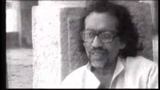 O. V. Vijayan, Cartoonist and Malayalam Novelist