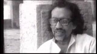 O. V. Vijayan, Cartoonist and Malayalam Novelist