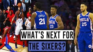 What's Next For The Philadelphia 76ers?
