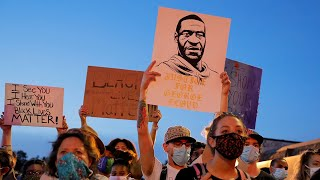 George Floyd protests: US must take hard look at its 'tragic failures', says George Bush