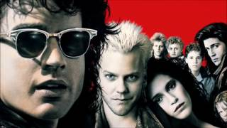 INXS & Jimmy Barnes - Laying Down The Law (The Lost Boys) (Lyrics In Description)