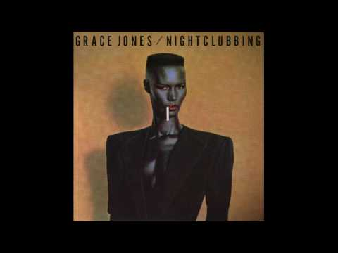 Grace Jones - Pull Up to the Bumper (Long Version)