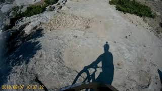 Riding Slickrock