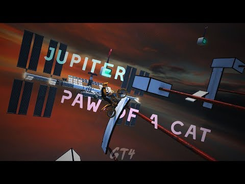 Trials Rising - Jupiter / Paw of a Cat [GT4]