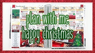 Plan With Me ♡ Happy Christmas (The Crafty Banana)